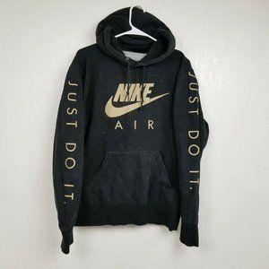 Nike Air Just Do It Spellout Mens Hoodie Medium